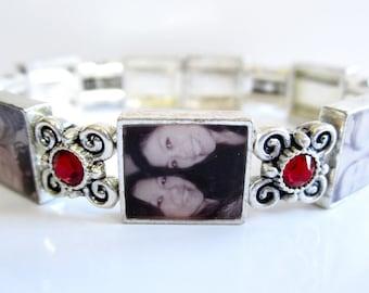 Custom Photo Bracelet