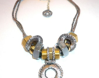 Nuts and Bolts Necklace from The Hardwear Collection H1231