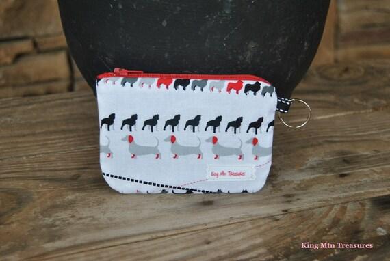 Dog Poopie Pouch Coin Purse - Dog Parade