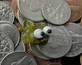 Lampworkers inventory PURGE - puffer fish