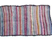 colorfull handmade rug