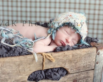 Baby Hat, Newborn Baby Hat, Baby Hat, Newborn Photo Prop, Knit Photo Prop, Photography Props