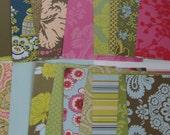 22 6 x 6 Amy Butler Scrapbook Papers