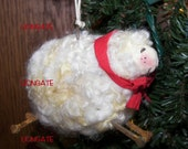 Counting Sheep Ornament