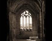 Melrose Abbey, Scotland, Fine art Photograph