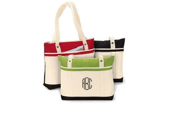 Personalized tote bag - Windjammer