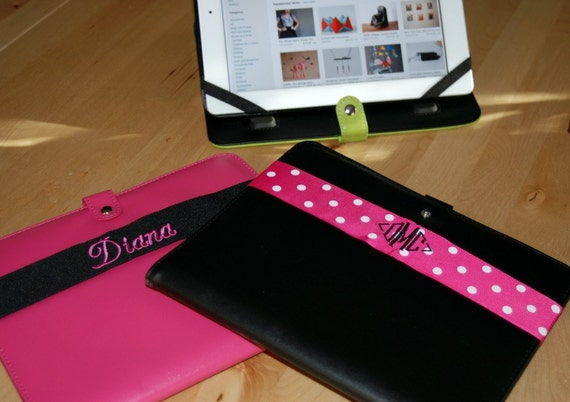 IPad Cover Case - ipad2 - Personalized