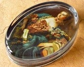 Rococo Reader // Bookish Paperweight