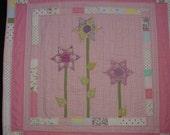 Flower Star Quilt
