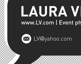 Business/Calling Card - Convo