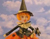Halloween Witch Beryl