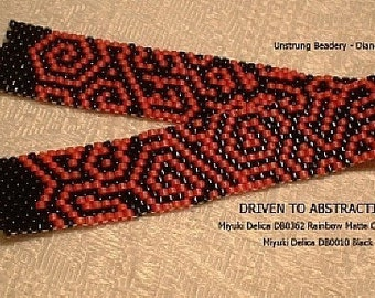 Driven To Abstraction - Bracelet Tutorial - Download