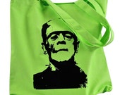 Frankenstein bag - Classic Monster Frankenstein Tote Bag