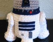 R2-D2 Amigurumi Pattern