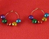 Jingle Bell Earrings Small