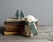 knut: winter pocket bear
