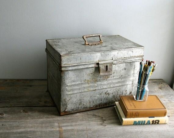 maritime document box
