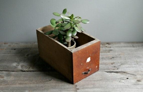 rustic vintage hardware drawer no. 2