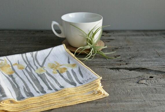 vera napkins, set of four