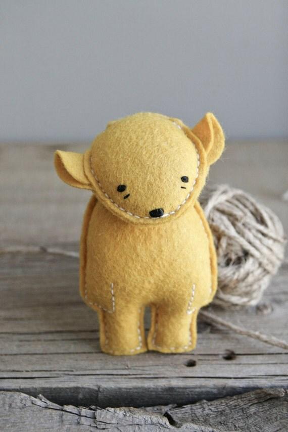 pocket bear // xinnia