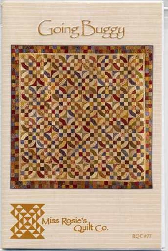 Going Buggy Quilt Pattern Miss Rosie S Quilt By