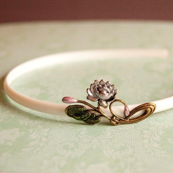 Water lily - diadem