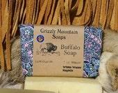 White Water Rapids Buffalo Soap