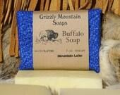 Mountain Lake Buffalo Soap