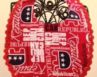 Republican Infant Baby Bib