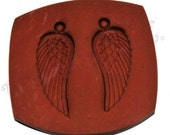 Small Fairy Wings - Mold for Clay, Polymer Clay and PMC - Includes How-To Instructions