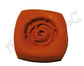 Ma Petite Rose - NON FLEXIBLE - Polymer Clay Mold for Polymer Clay and PMC - Includes How-To Instructions- Liquidation Sale