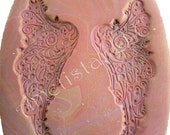 Fairy Wings Mold for Polymer Clay and PMC - Includes How-To Instructions