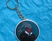 The Todd 2.25 in Key Chain