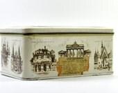 Vintage-German-Tin-Box