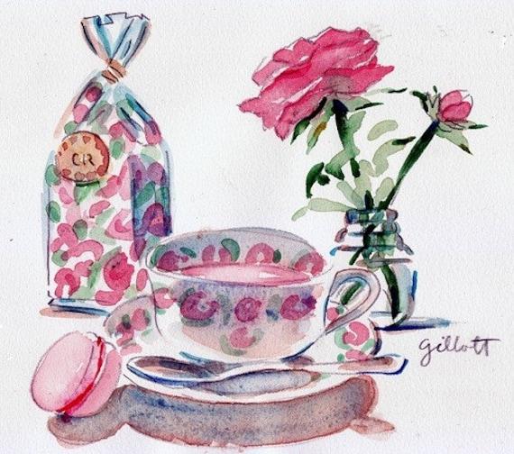 Comptoir de Richard Rose Tea
