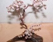 Rose Quartz Dreaming Tree