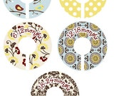Delilah Closet Clothing Dividers for Girls