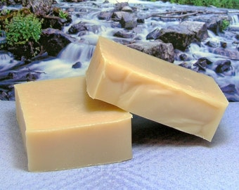 Cool Water (Type) Goats Milk Soap