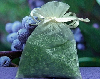 Bayberry Aroma Bead Sachets (Set of 2)  GREAT IN The CAR Air Fresheners