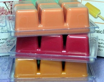 Freesia Breakaway Clamshell Soy Wax Tart Melts