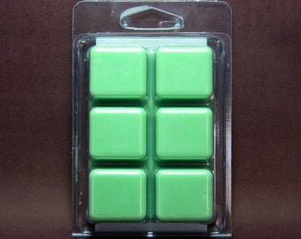Mint Chocolate Breakaway Clamshell Soy Wax Tart Melts