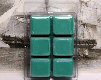 Bay Rum Breakaway Clamshell Soy Wax Tart Melts