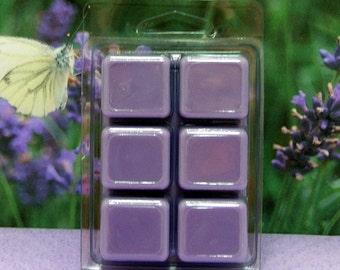 Lavender Breakaway Clamshell Soy Wax Tart Melts