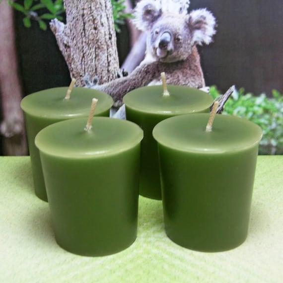 Eucalyptus PURE SOY Votives (Set of 4)
