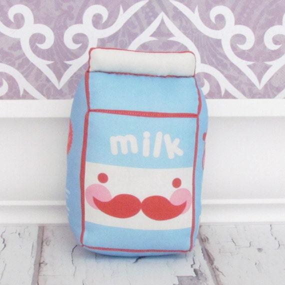 Milk Carton Play Food