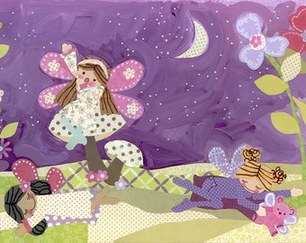 Slumbering Fairies