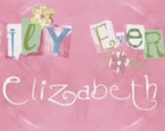 Happily Ever After Birthday Banner