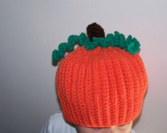 Pumpkin Hat PDF Pattern