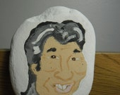 Reserved for Coleen Richard Gere Caricature Rock Art