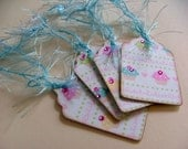 Small Ice Cream Gift Tags